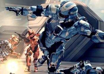 Снимок экрана Halo 4