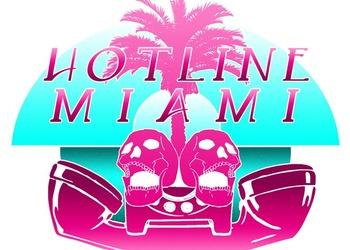 Логотип Hotline Miami
