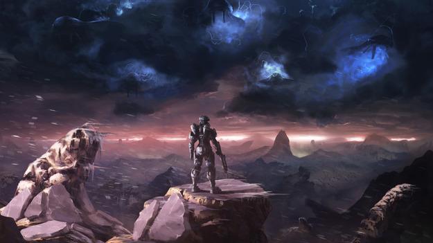 Майкрософт представит на выставке E3 свежую игру - Halo 5