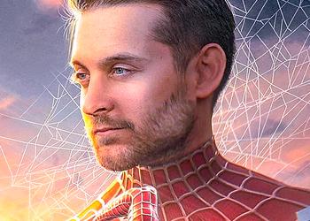 Тоби Магуайр «Человек-паук 3: Нет пути домой»