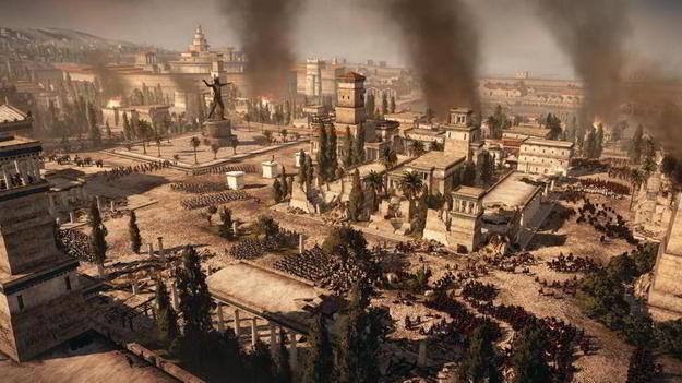 Sega официально анонсировала новую игру - Total War: Rome II