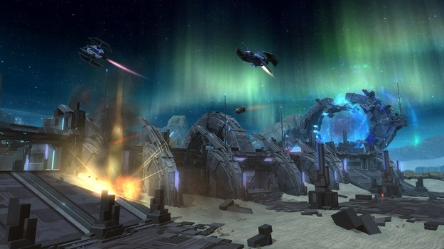 BioWare делает обновленный апгрейт к игре Star Wars: The Old Republic