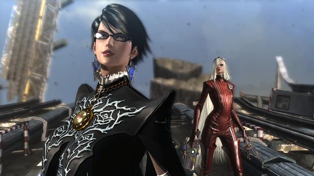 У главной героини игры Bayonetta 2 будет сменщица