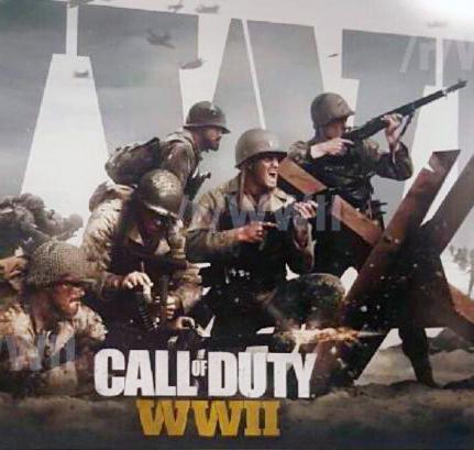 Call ofDuty может вернуться ксеттингу 2-ой мировой войны