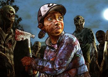 Снимок экрана The Walking Dead: Season Two