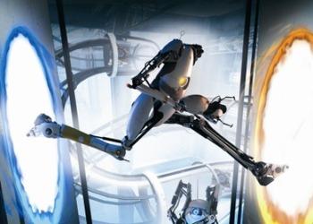 Бокс-арт Portal 2