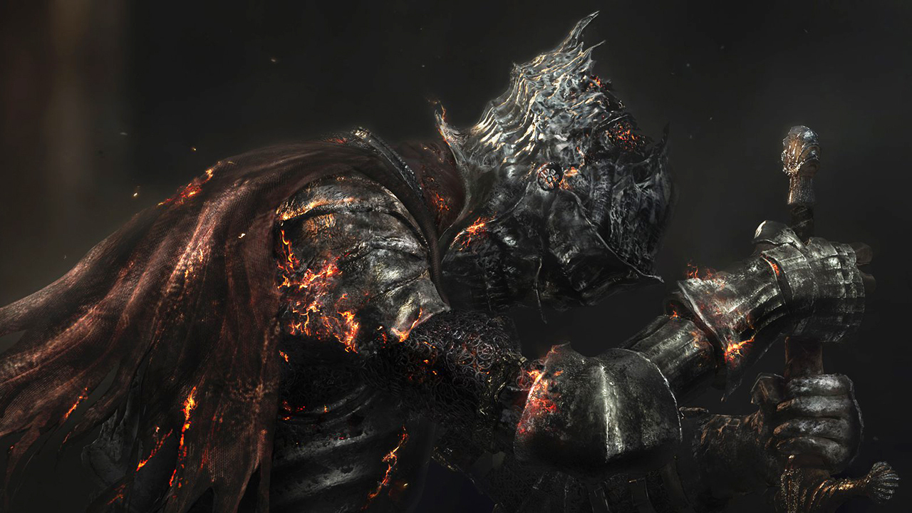 Dark Souls III : Deluxe Edition [1.05] (2016) PC | RePack от SpaceX - Скриншот 3