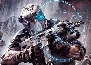 Концепт-арт Густ Recon: Future Soldier Равен Strike