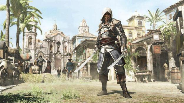 Ubisoft  работает над игрой Assassin'с Creed V