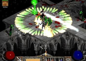 Скриншот Diablo II