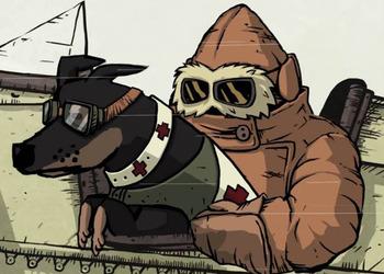 Снимок экрана Valiant Hearts: The Great War