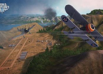 Снимок экрана World of Warplanes