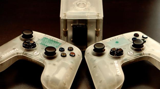 Игры и свободную консоль Ouya покажут возле выставочного центра Е3