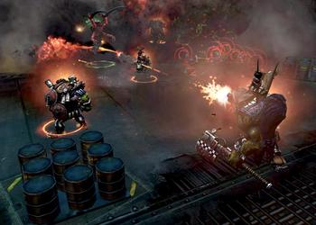 Скриншот Warhammer 40,000: Dawn of War 2 - Retribution