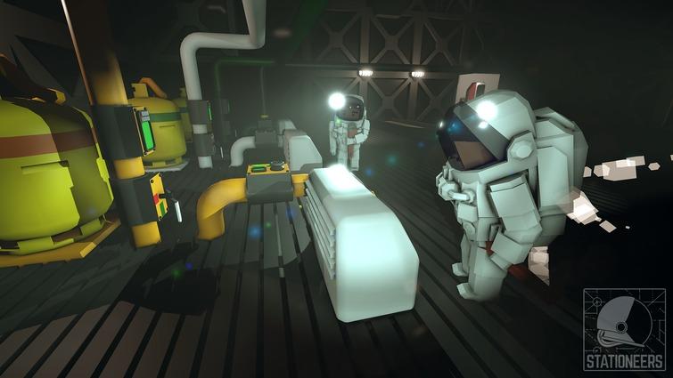 Новейшей игрой отсоздателей DayZ будет Stationeers
