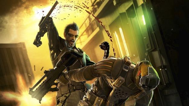 Eidos Monrteal планирует объявлять свежую игру - Deus Ex: The Fall