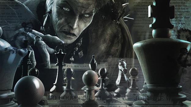 Разработчики игры Thief представили ослепшую, но всевидящую Королеву попрошаек