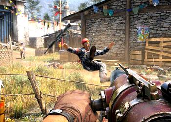 Снимок экрана Far Cry 4