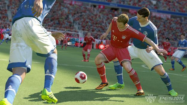 Игра PES 2015 «полностью поменяется» и будет ориентирована на европейцев