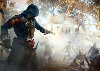 Снимок экрана Assassin'с Creed: Unity