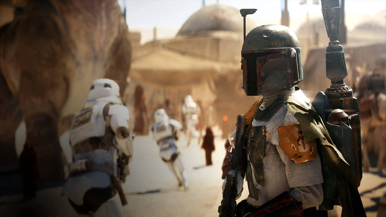 telling the story from the battlefront essay Star wars battlefront ii is a video game created by electronic telling her she is not ↑ star wars battlefront 2: behind the story on the official star wars.