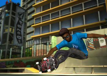 Скриншот Tony Hawk: Shred