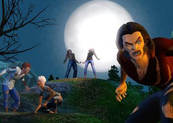 Скриншот The Sims 3 Supernatural