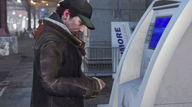 Ubisoft предлагает владельцам дополнения Watch Dogs Live открыть реальный банкомат в Канаде
