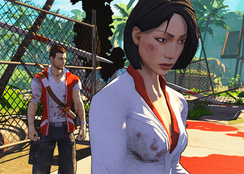 Снимок экрана Эскейп Dead Island