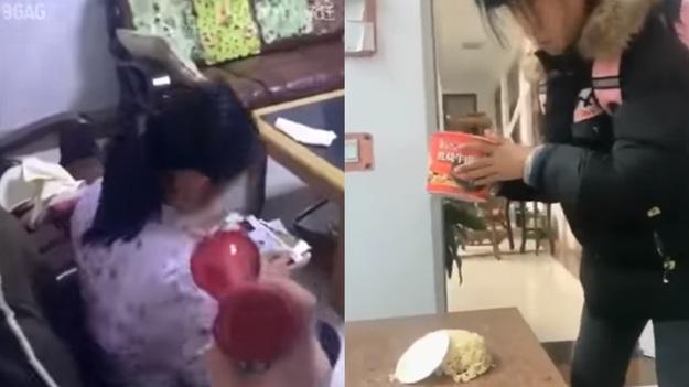 Издевательство над яйцами видео