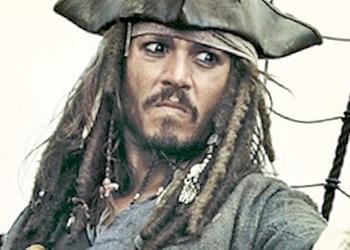 Пираты Карибского моря 6 Джонни Депп
