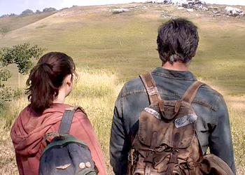 Сериал The Last Of Us с Элли на новых кадрах