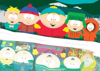 Снимок экрана South Park: The Game
