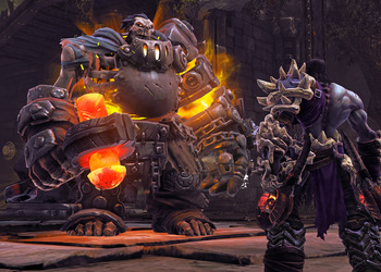 Скриншот Darksiders II