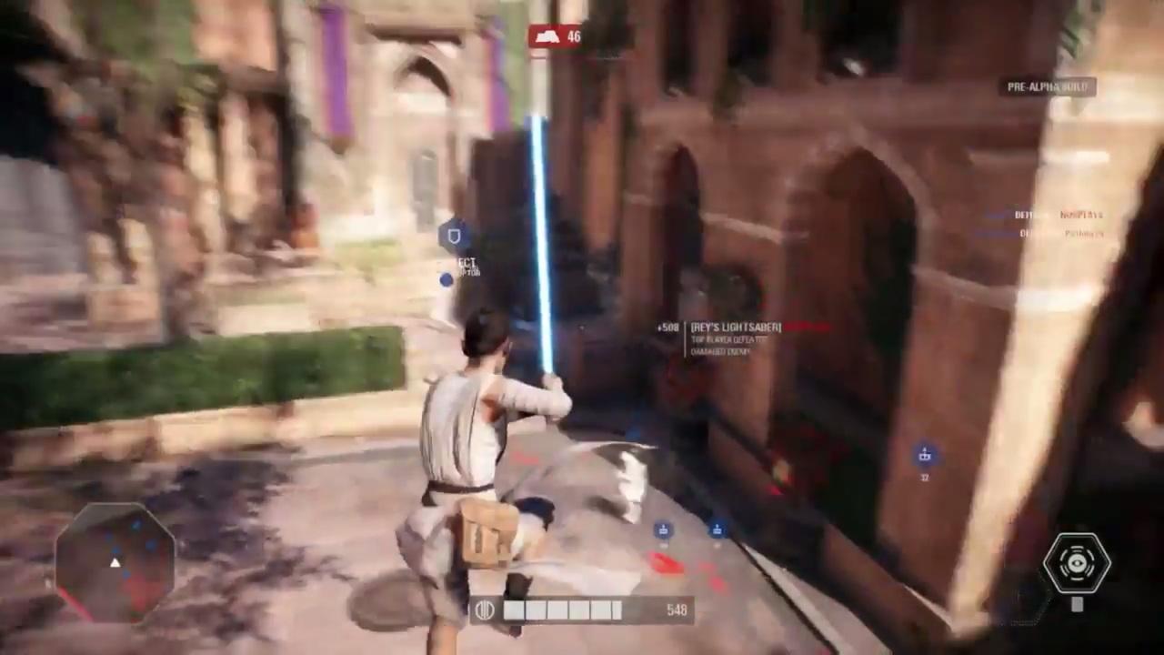 Вweb-сети появился новый трейлер игры Star Wars BattlefrontII