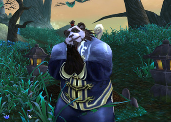 Концепт-арт World of Warcraft: Mists of Pandaria