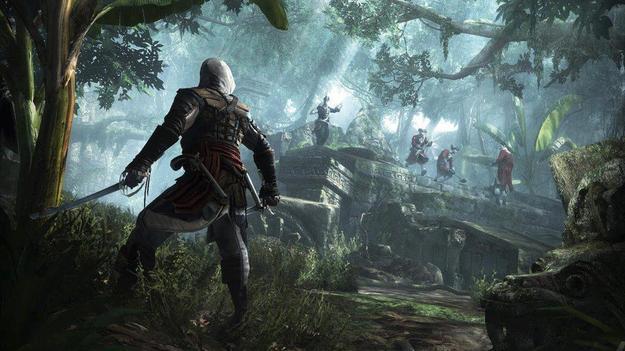 Ubisoft не отказалась от Дезмонда целиком в игре Assassin'с Creed IV: White Flag