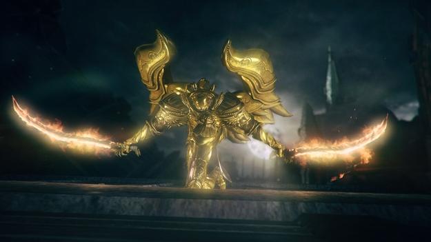 Размещена новая информация об игре Castlevania: Lords of Shadow 2
