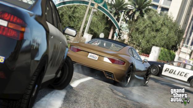 Rockstar Games показала геймплей GTA V в новом видео к игре
