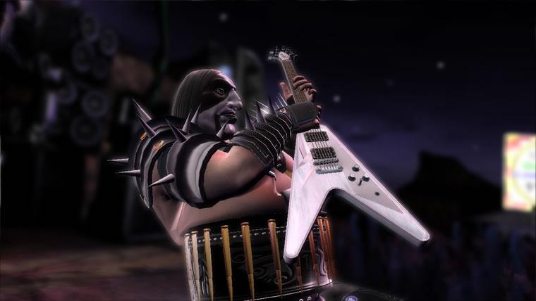 Guitar Hero III: Legends of Rock стала самой прибыльной игрой за всю исто..
