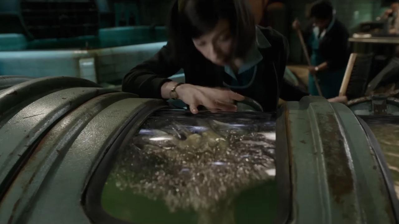 Вышел 1-ый трейлер «Состояния воды» Гильермо дель Торо