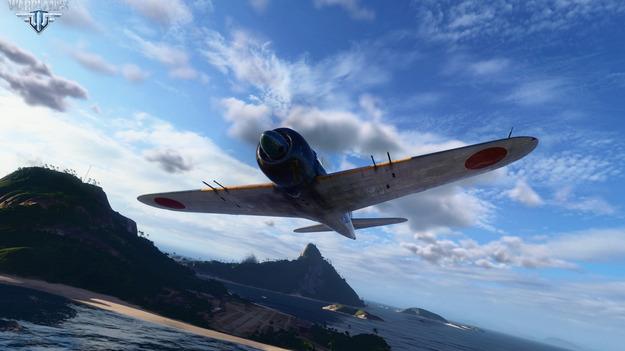 Осталось 1000 ключей на прикрытое beta-тестирование кардинально переделанной игры World of Warplanes!