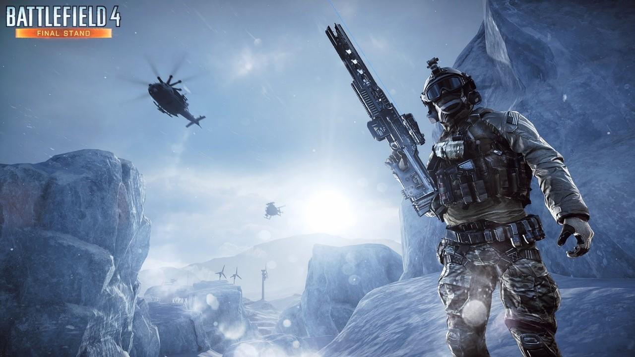 Игроков Battlefield 4 забросят в Россию 18 ноября