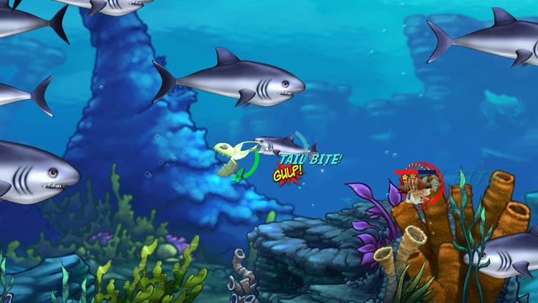 Галерея игры Feeding Frenzy 2: Shipwreck Showdown :: Все изображения.