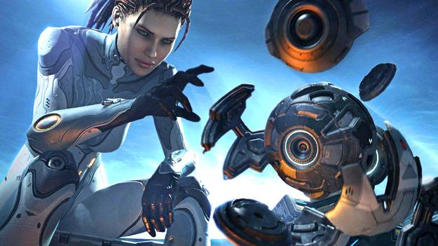 Игра StarCraft: Густ когда-то может заметить свет