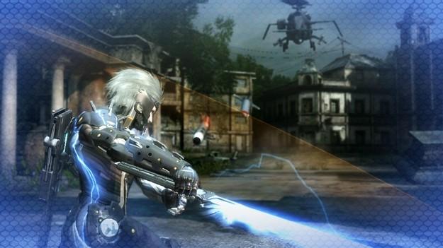 Konami продемонстрировала шефов в игре Metal Gear Rising: Revengeance