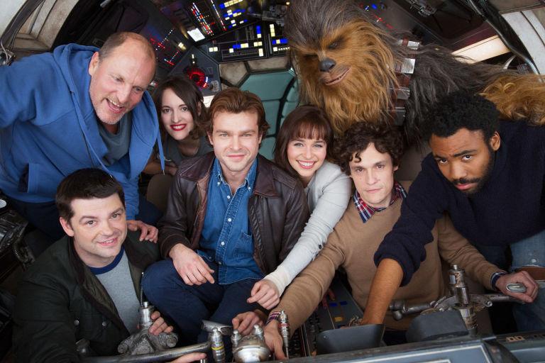 Фильм про Хана Соло из«Звездных войн» получил официальное название