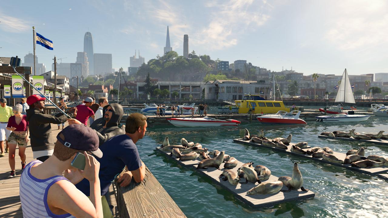 Ubisoft открыла бесплатный доступ кполной версии Watch Dogs 2