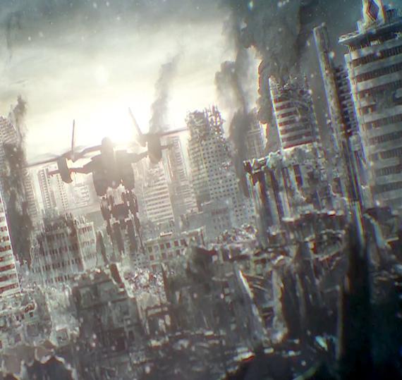 Ветераны Metal Gear анонсировали шутер Left Alive