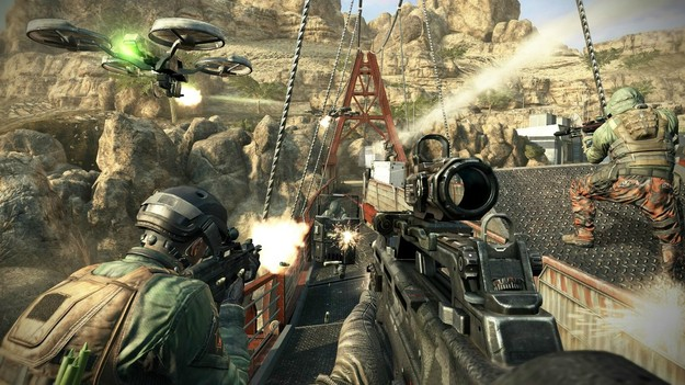 В игре Call of Duty: White Ops 2 будут микротранзакции